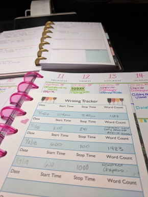 Current Happy Planner