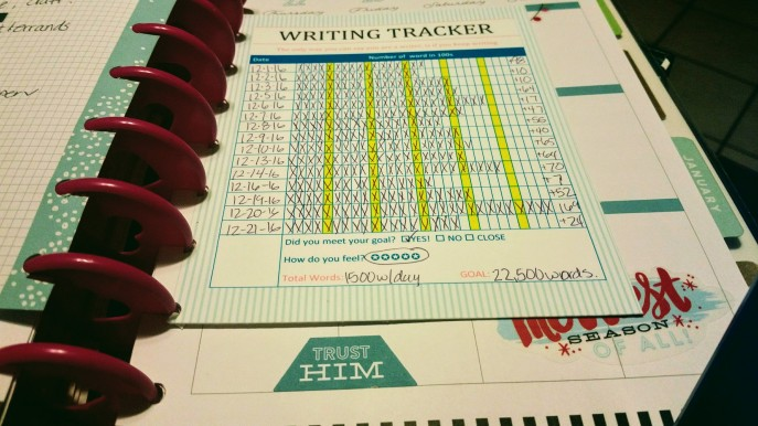 First Tracker from 2016